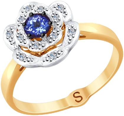 Кольца SOKOLOV 6014069_s