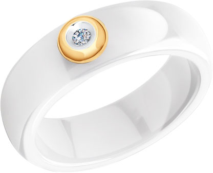 Кольца SOKOLOV 6015028_s