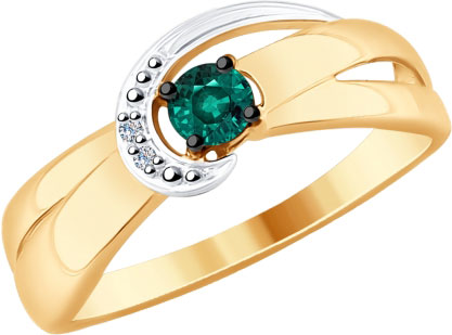 Кольца SOKOLOV 6017025_s