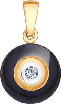 Кулоны, подвески, медальоны SOKOLOV 6035001_s