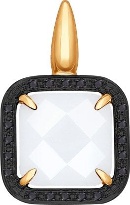 Кулоны, подвески, медальоны SOKOLOV 6035016_s кулоны подвески медальоны sokolov 035318 s