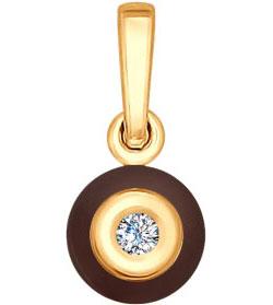 Кулоны, подвески, медальоны SOKOLOV 6035024_s кулоны подвески медальоны sokolov 035318 s