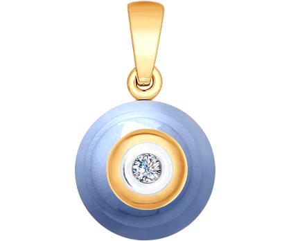 Кулоны, подвески, медальоны SOKOLOV 6035032_s