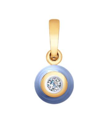 Кулоны, подвески, медальоны SOKOLOV 6035036_s