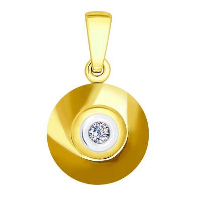 Кулоны, подвески, медальоны SOKOLOV 6035041_s