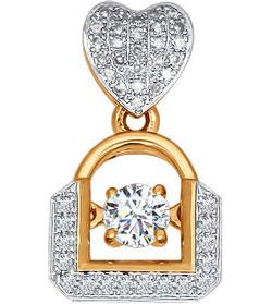 Купить со скидкой Кулоны, подвески, медальоны SOKOLOV 6036009_s