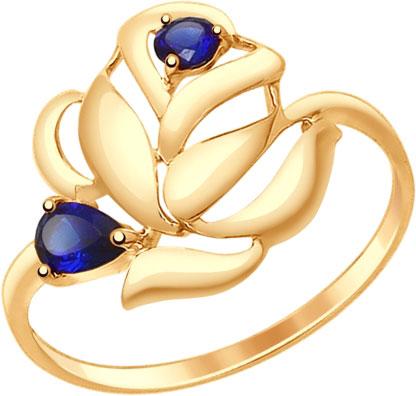 Кольца SOKOLOV 714687_s ювелирные кольца sokolov кольца