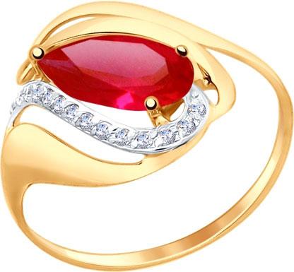 Золотые кольца Кольца SOKOLOV 714706_s фото