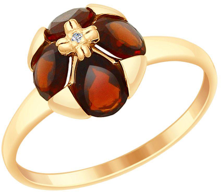 Кольца SOKOLOV 715021_s_18-5 кольца sokolov 93010570 s