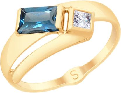Кольца SOKOLOV 715154_s ювелирные кольца sokolov кольца