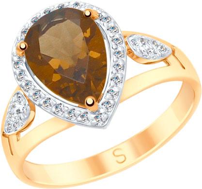 Золотые кольца Кольца SOKOLOV 715173_s фото
