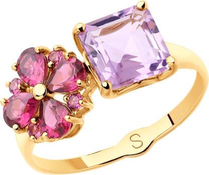 Золотые кольца Кольца SOKOLOV 715363_s