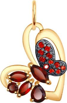 Кулоны, подвески, медальоны SOKOLOV 731504_s