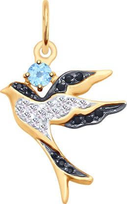 Кулоны, подвески, медальоны SOKOLOV 731736_s