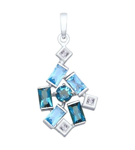 Кулоны, подвески, медальоны SOKOLOV 731750_s