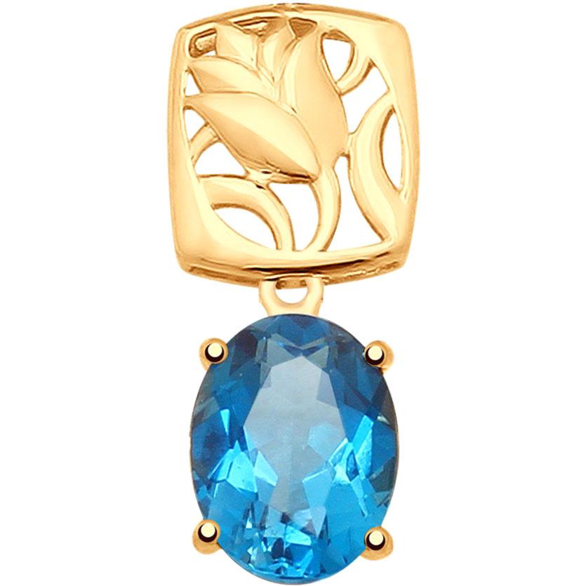 цены на Кулоны, подвески, медальоны SOKOLOV 731795_s в интернет-магазинах