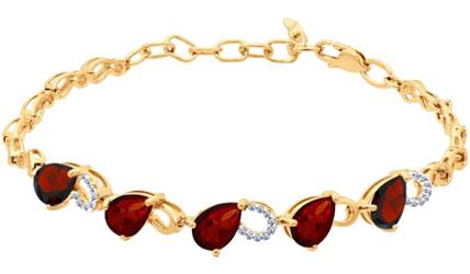 Браслеты SOKOLOV 750181_s красный браслет цепи веревки для женщин розовое золото цвет бисера шарм ювелирные изделия браслеты vintage модные аксессуары 26321
