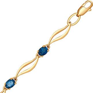Браслеты SOKOLOV 750190_s бренд турецкий браслет часы антикварные ювелирные изделия золото цвет женщины винтажные браслеты браслеты часы relojes mujer hollo