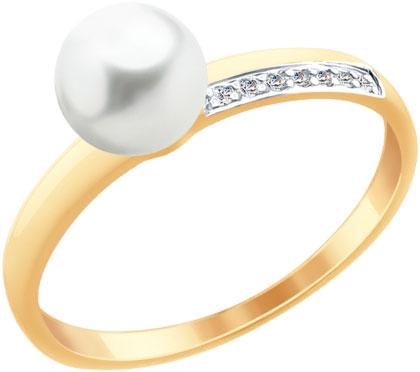 Золотые кольца Кольца SOKOLOV 791056_s фото