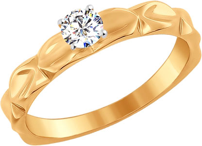 Кольца SOKOLOV 81010244_s кольца sokolov 93010570 s