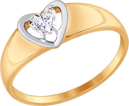Кольца SOKOLOV 81010297_s 4шт set мода кольца двустворчатые оставляет кристалл палец кольцо комплект