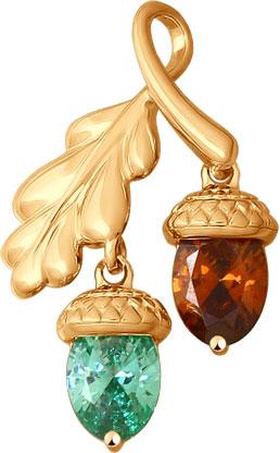 Кулоны, подвески, медальоны SOKOLOV 81030106_s