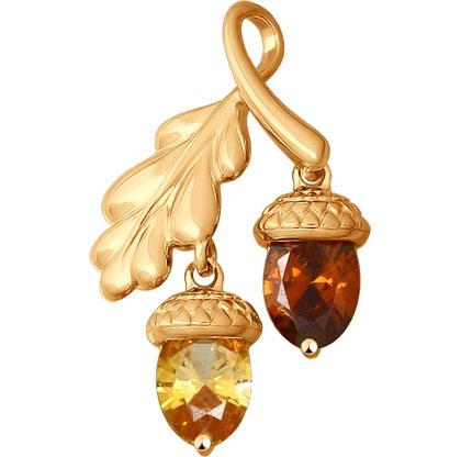 Кулоны, подвески, медальоны SOKOLOV 81030108_s