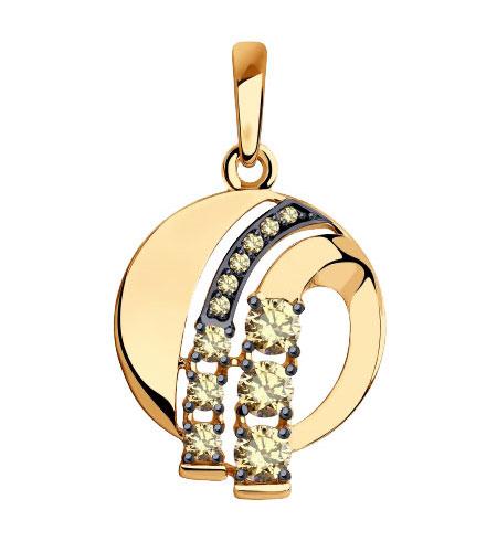 Кулоны, подвески, медальоны SOKOLOV 81030149_s