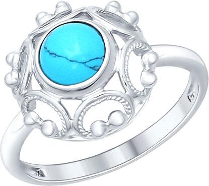 Кольца SOKOLOV 83010029_s