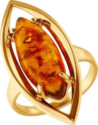 Кольца SOKOLOV 83010036_s подвес с янтарем au585 1 86