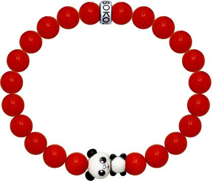 Браслеты SOKOLOV 8510500019_s браслеты с серебром и эмалью