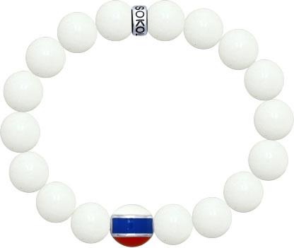 Браслеты SOKOLOV 8510500053_s мода ювелирные изделия медь мужчины и женщины любовь браслеты браслеты гвозди манжеты браслеты ювелирные изделия