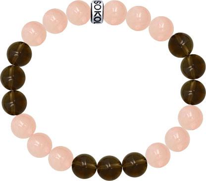 Браслеты SOKOLOV 8510500063_s муж жен strand браслеты wrap браслеты браслеты коричневый назначение новогодние подарки спорт