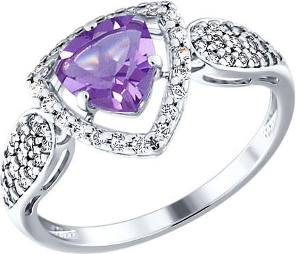 Серебряные кольца Кольца SOKOLOV 92010777_s фото