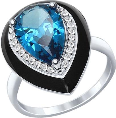 Кольца SOKOLOV 92011297_s кольца sokolov 016707 s