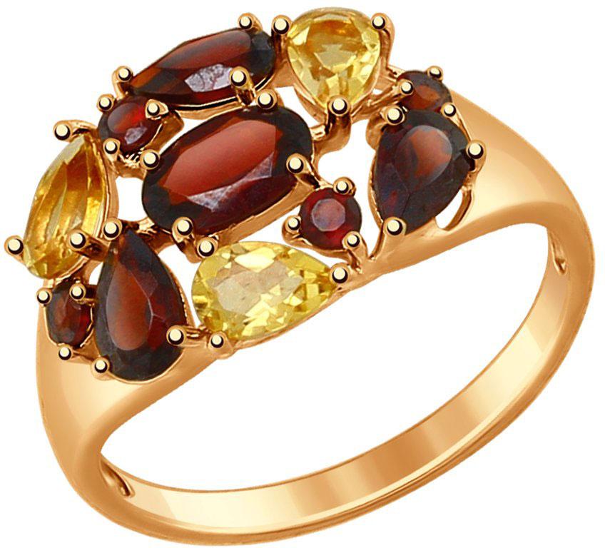 Кольца SOKOLOV 92011385_s цена и фото