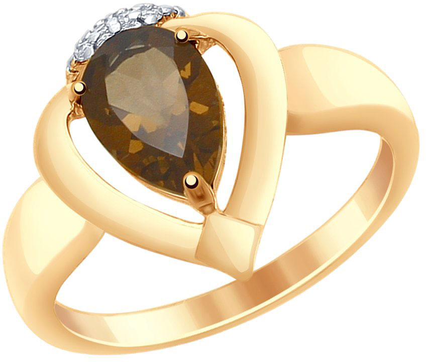 Кольца SOKOLOV 92011468_s ювелирное кольцо sokolov