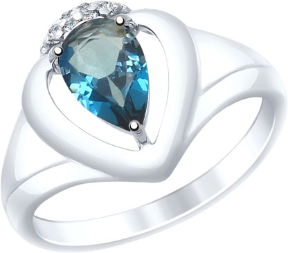 Кольца SOKOLOV 92011470_s