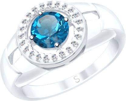 Кольца SOKOLOV 92011541_s