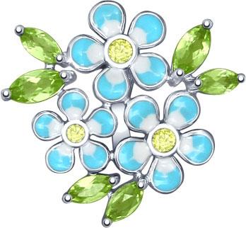 Кулоны, подвески, медальоны SOKOLOV 92030436_s кулоны подвески медальоны sokolov 94030700 s
