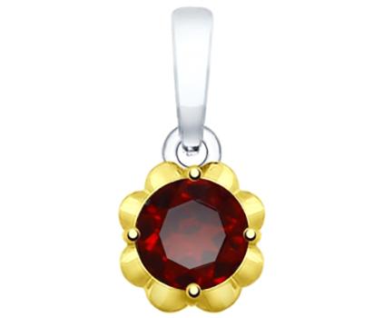 Кулоны, подвески, медальоны SOKOLOV 92030478_s