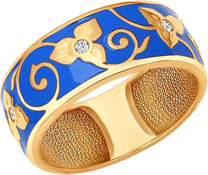 Кольца SOKOLOV 93010545_s