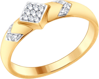 Кольца SOKOLOV 93010624_s
