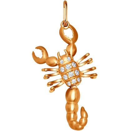 Кулоны, подвески, медальоны SOKOLOV 93030020_s женские кулоны jv серебряный кулон с куб циркониями ps0024 gzi 001 wg