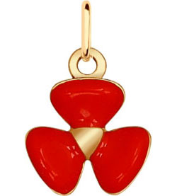 Кулоны, подвески, медальоны SOKOLOV 93030305_s