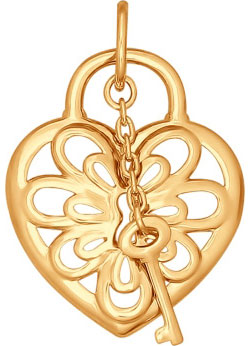 Кулоны, подвески, медальоны SOKOLOV 93030313_s кулоны подвески медальоны police pj 23375pss 01