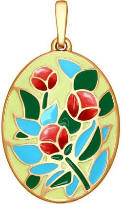 Кулоны, подвески, медальоны SOKOLOV 93030328_s ювелирные подвески sokolov подвеска