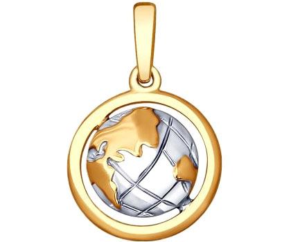 Кулоны, подвески, медальоны SOKOLOV 93030343_s кулоны подвески медальоны sokolov 94032094 s