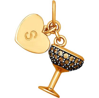 Кулоны, подвески, медальоны SOKOLOV 93030371_s