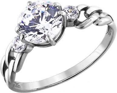 Кольца SOKOLOV 94010184_s кольцо с 81 фианитами из серебра 925 пробы